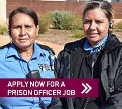 Apply now for Prison Officer jobs